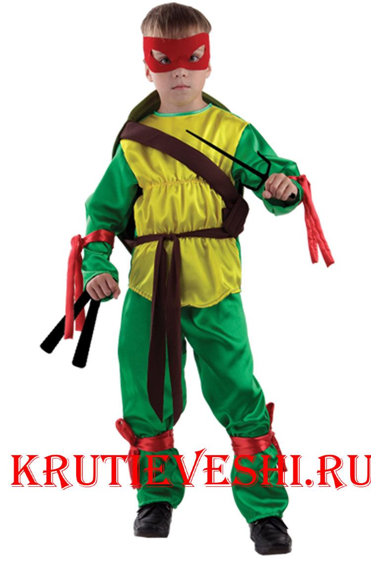 Костюм ниндзя своими руками фото
